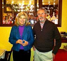 Ann Imse and  Peter Eichstaedt host Dec. 11 Fireside Chat at Denver Press Club