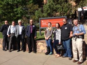 SPJ visits CU Boulder